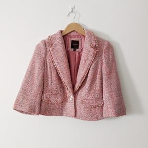 The Limited Collection Pink Tweed Jacket